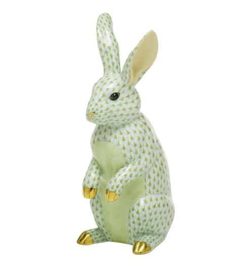 $1,775.00 Large Standing Rabbit-Key Lime