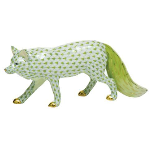 $575.00 Observant Fox - Key Lime