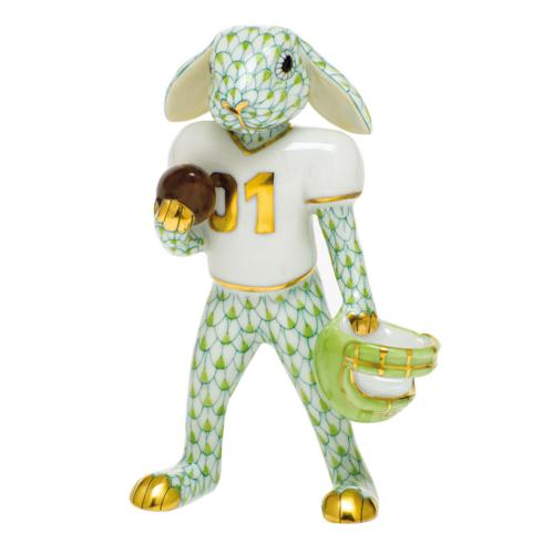 $435.00 Football Bunny-Key Lime