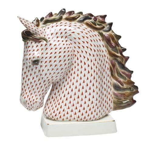 Horse Bust image