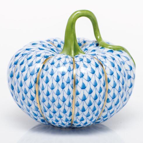 Cinderella Pumpkin - Blue