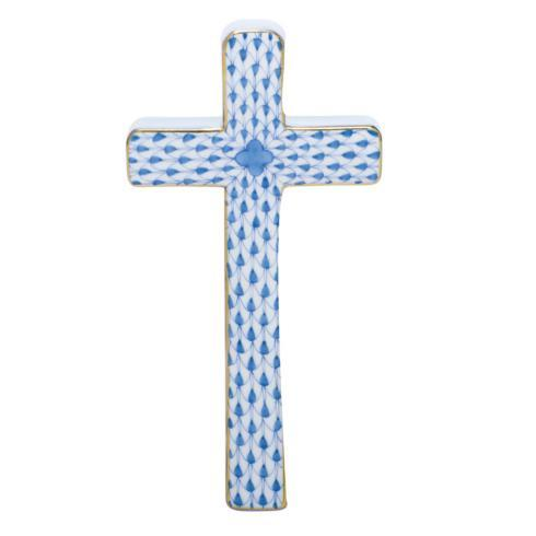 $270.00 Cross - Blue