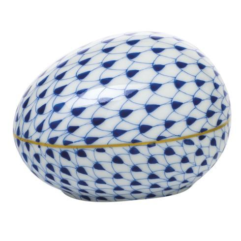 $195 Large Egg - Sapphire