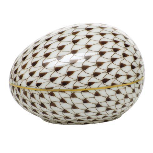 $195 Large Egg - Chocolate