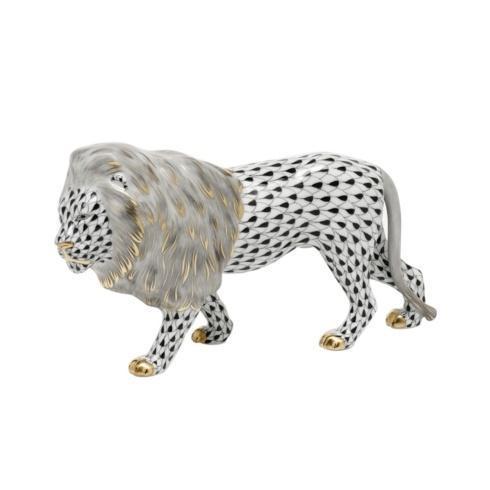 $615.00 Standing Lion -  Black