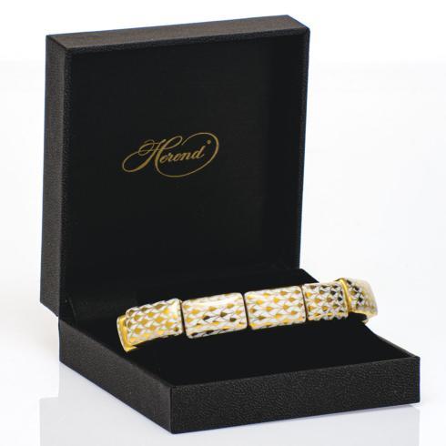 $395.00 10 Link Bracelet - Gold