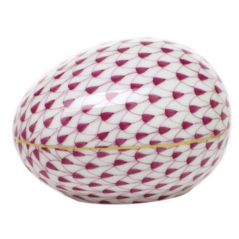 $195 Large Egg - Raspberry