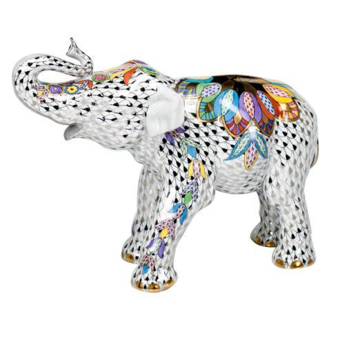 $2,450.00 Opulent Elephant