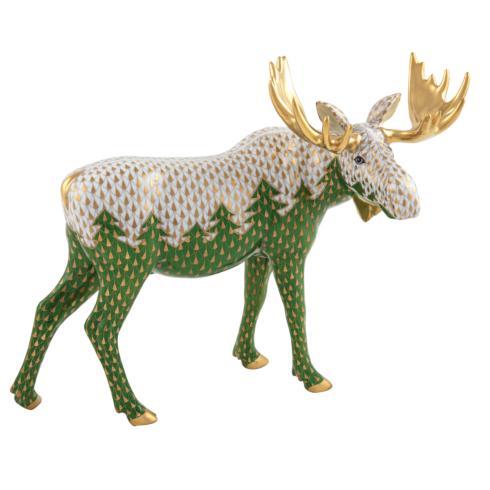 $4,350.00 Moose Among Pines