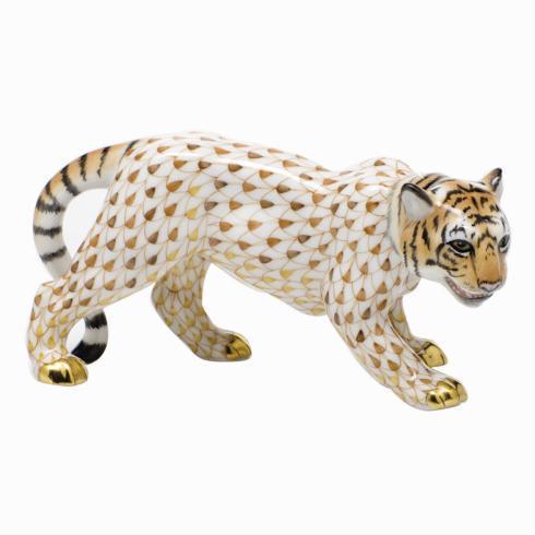 Small Tiger - Multicolor