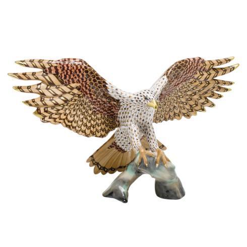 Landing Hawk - Multicolor