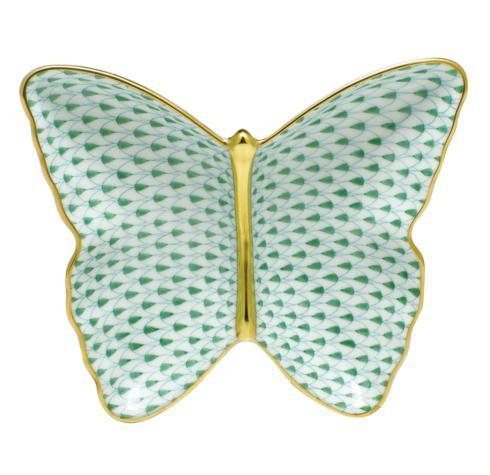 Butterfly Dish - Green