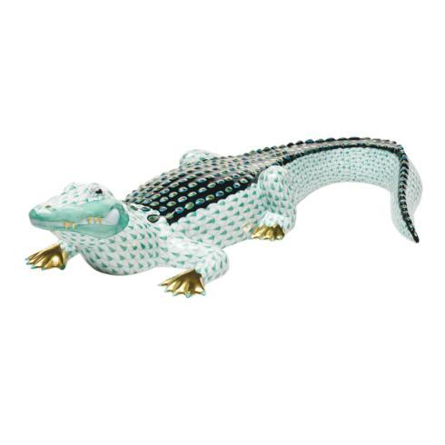 $4,055.00 Large Alligator