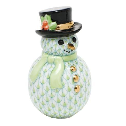 """Snowman 2.75"""" H X 1.5"""" D"""
