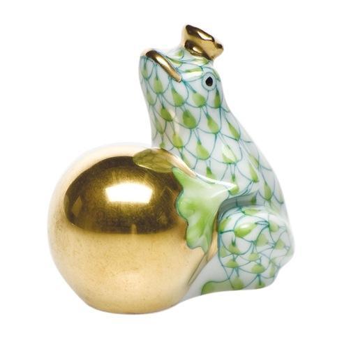 Frog w/crown