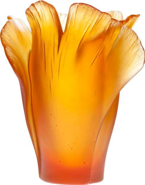 $1,177.00 Amber Medium Vase
