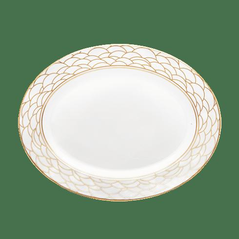 $365.00 Oval Dish