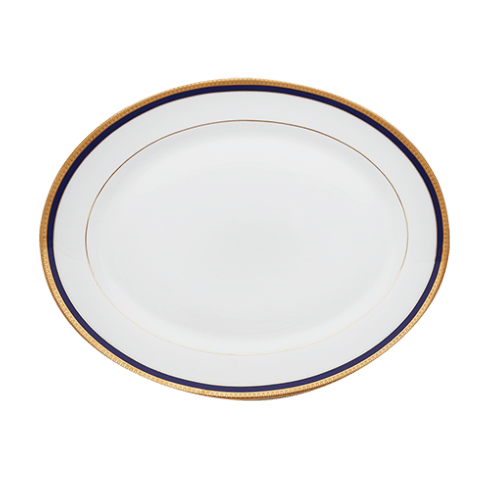 $432.00 Oval Dish