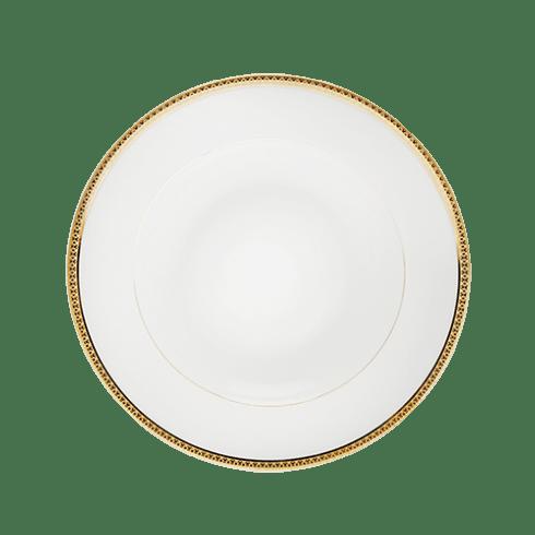 Haviland  Symphonie Gold Rim Soup Plate $78.00