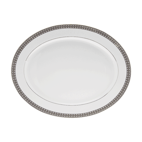 $311.00 Oval Dish