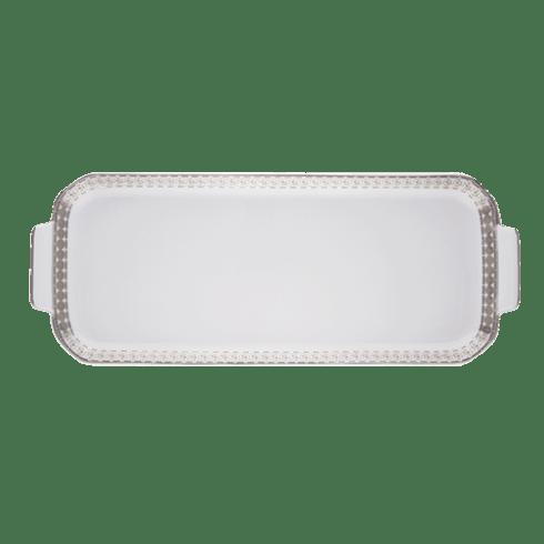 $194.00 Oblong Cake Platter