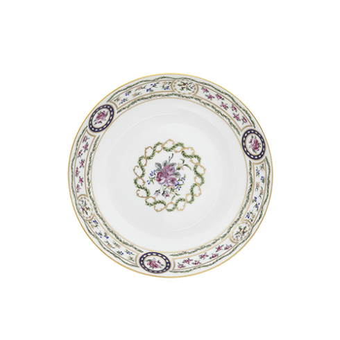 $135.00 Rimless Soup Plate