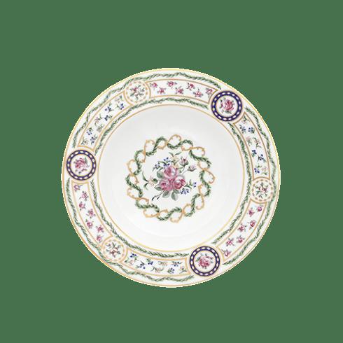 Haviland  Louveciennes Small Rim Soup Plate $122.00