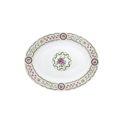 $608.00 Small Oval Dish