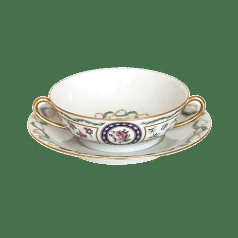 $343.00 Soup Cup & Saucer