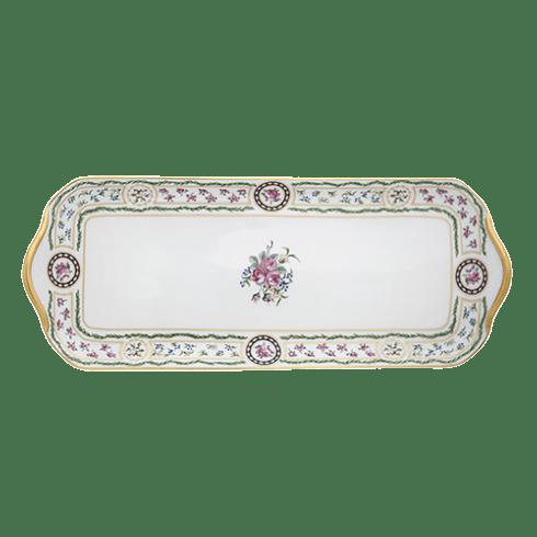 $459.00 Oblong Cake Platter
