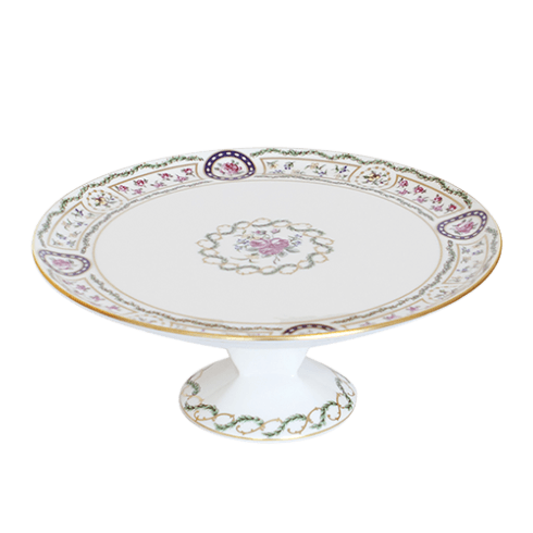 $567.00 Footed Cake Platter