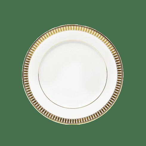 Haviland  Plumes Gold Dessert Plate $78.00