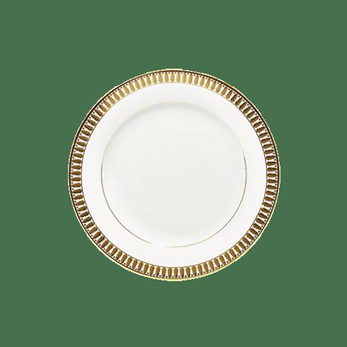 Haviland  Plumes Gold Salad Plate $72.00