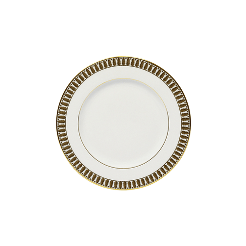 Haviland  Plumes Gold Bread & Butter Plate $66.00