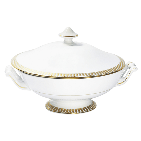 $743.00 Covered Vegetable Dish