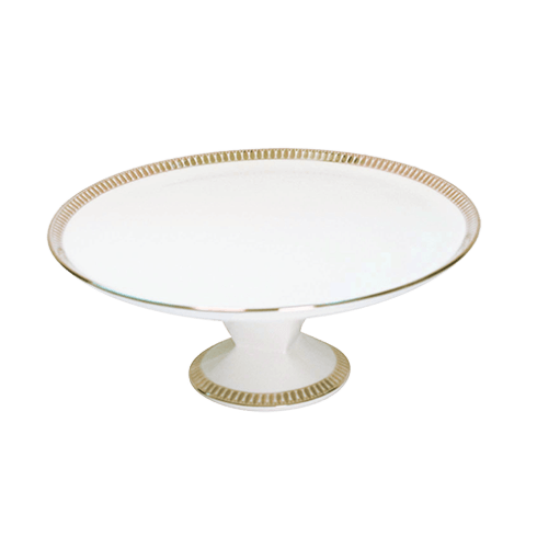 $425.00 Footed Cake Platter