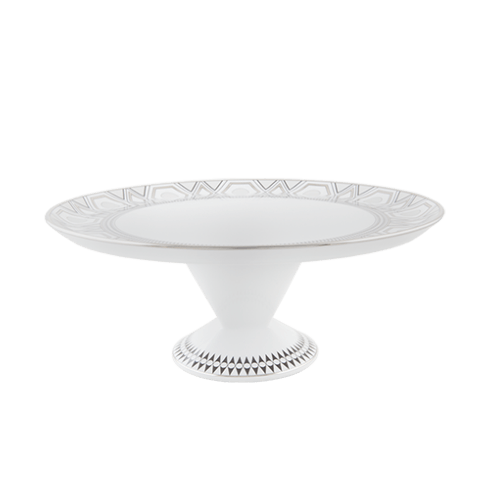 $387.00 Footed Cake Platter