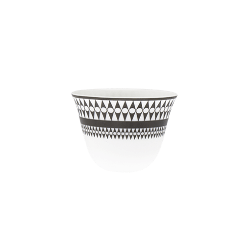 $45.00 Cup Without Handle/Oriental Coffee Cup