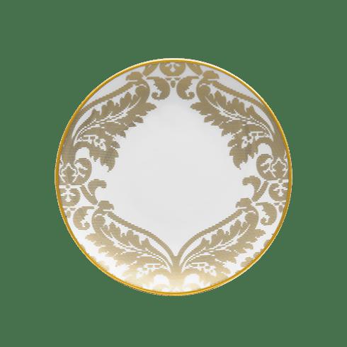 $115.00 Gold Dessert Plate