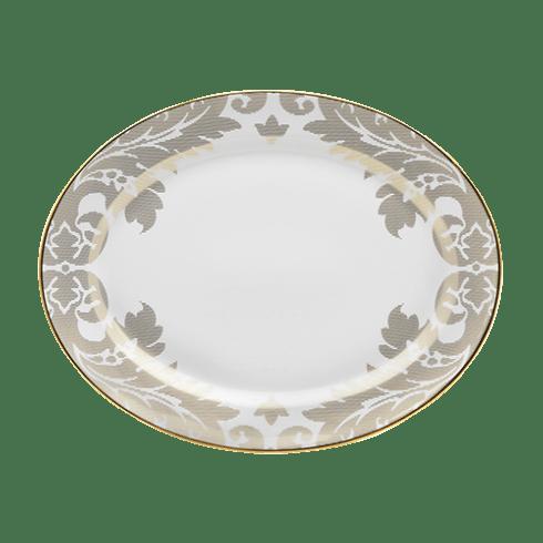 $389.00 Large Oval Dish