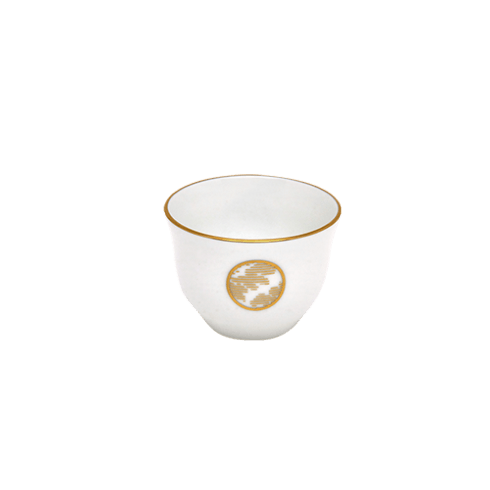 $50.00 Cup Without Handle/Oriental Coffee Cup