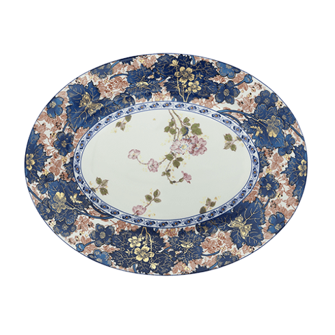 $803.00 Oval Dish