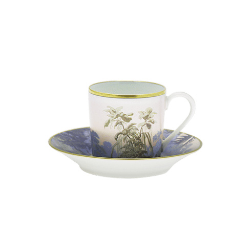 $181.00 Coffee Cup & Saucer