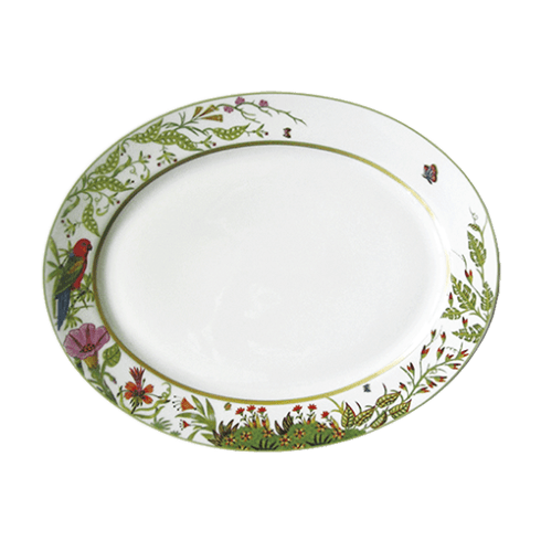 $475.00 Oval Dish