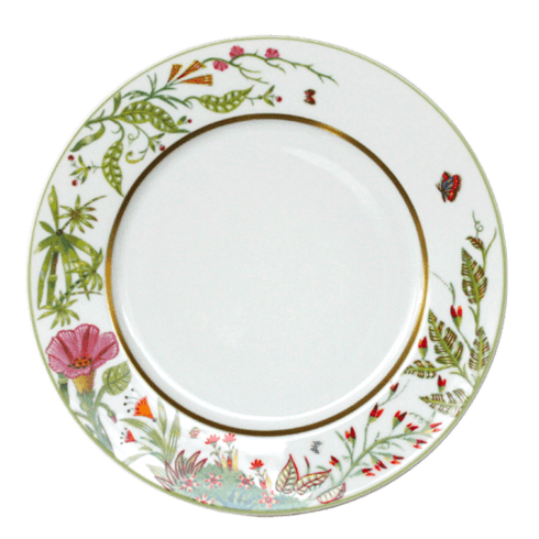 $113.00 Large Dinner Plate - No Bird