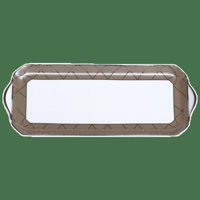 $286.00 Oblong Cake Platter