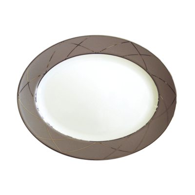 $365.00 Small Oval Dish
