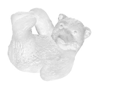 $185.00 White Mini Bear Cub