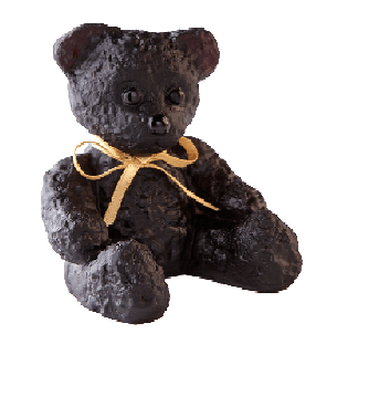 $325.00 Black mini doudours