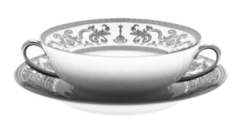$533.00 SOUP CUP AND SAUCER